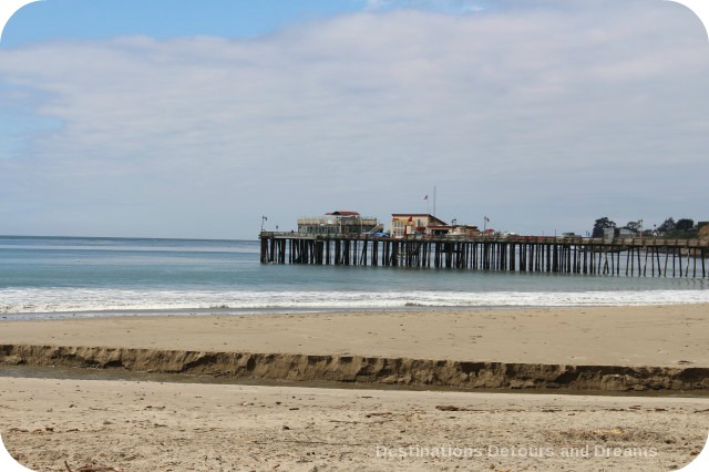 California Pacific Coast: Capitola Wharf