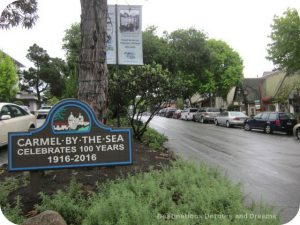 California Pacific Coast: Carmel-by-the-Sea