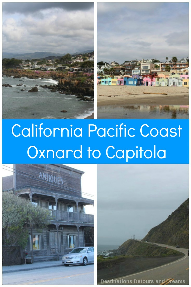 California Pacific Coast: Oxnard to Capitola