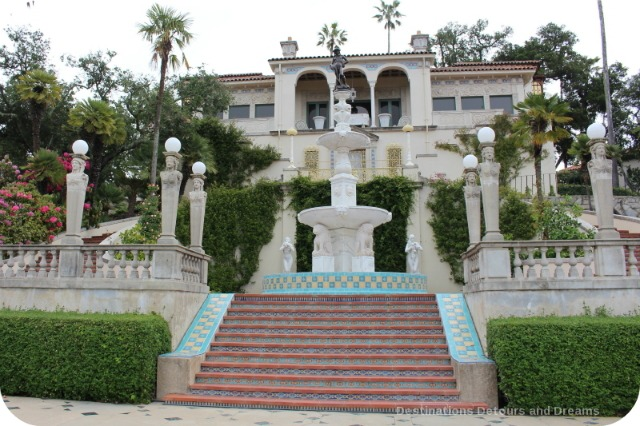 California Pacific Coast: Hearst Castle