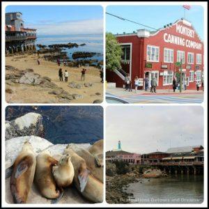 California Pacific Coast: Monterey