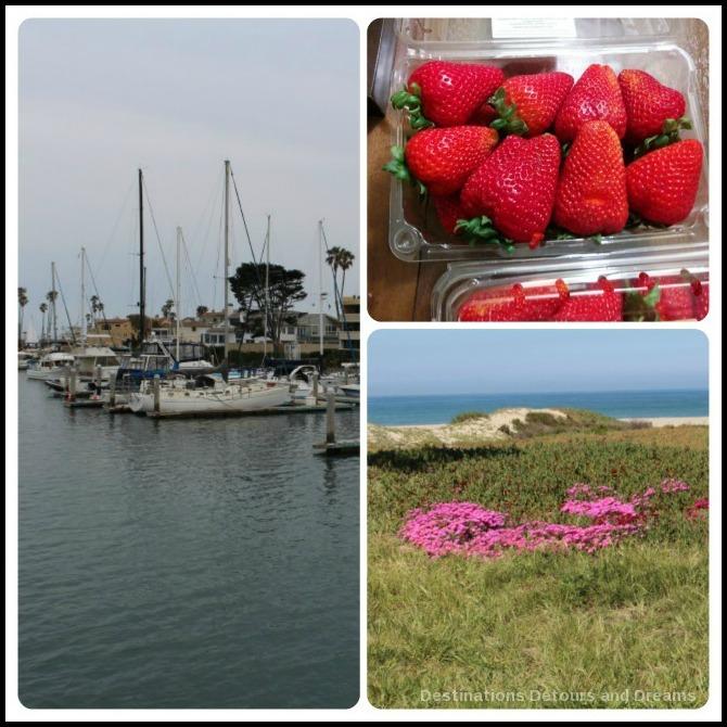 Oxnard along California's Pacific Coast
