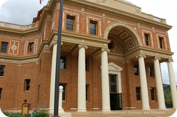 Atascadero City Hall in San Luis Obispo County, California