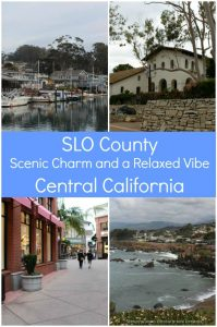 California's SLO County: Scenic Charm and a Relaxed Vibe