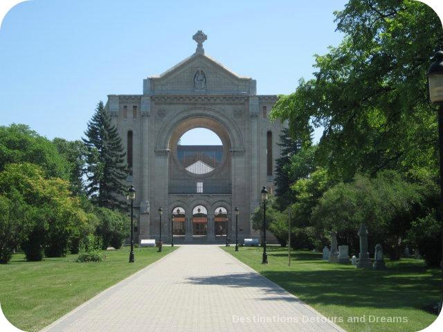 St. Boniface Cathedral, Winnipeg, Manitoba