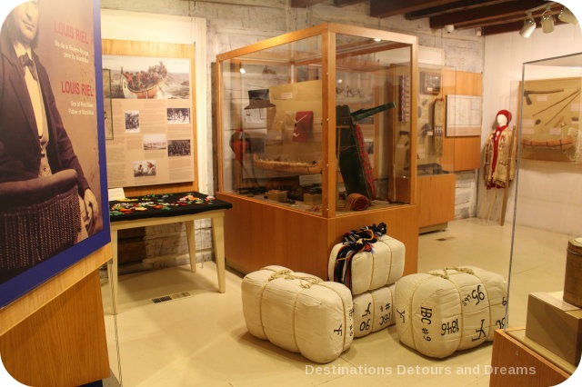 St Boniface Museum, Winnipeg, Manitoba - French-Canadian and Métis history