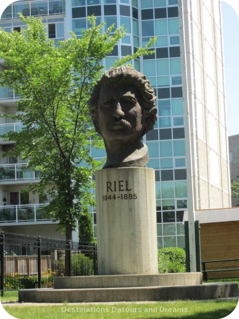louis riel most controversial figure in canadian history Métis hero louis riel, one of canada's most famous historical figures, will again  be the subject of a national celebration by the canadian opera.