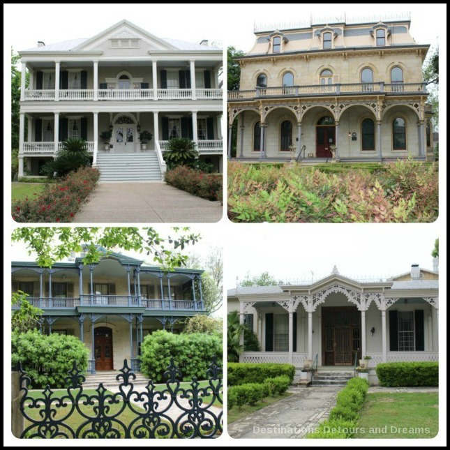 King William Historic District in San Antonio
