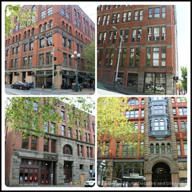 Pioneer Square, Seattle's first neighbourhood