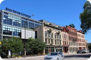 Red River College in Winnipeg, Manitoba