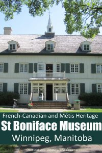 St. Boniface Museum, the oldest remaining structure in Winnipeg, Manitoba features Western Canada French-Canadian and Métis heritage. Manitoba #Museum #Winnipeg