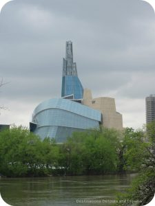 Winnipeg and Tyndall Stone: Canadian Museum for Human Rights