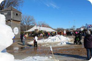 Festival du Voyageur: Voyageur Park