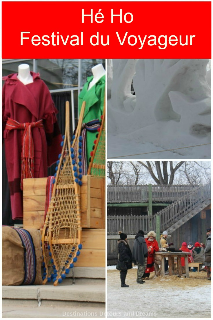 Highlights of Festival du Voyageur, Winnipeg, Manitoba