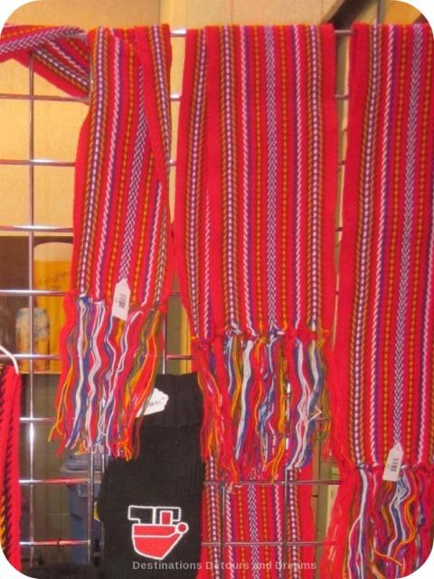 Festival du Voyageur sash