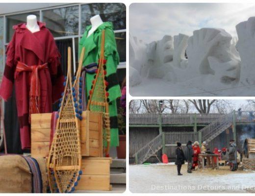 Hé Ho: Festival du Voyageur Highlights
