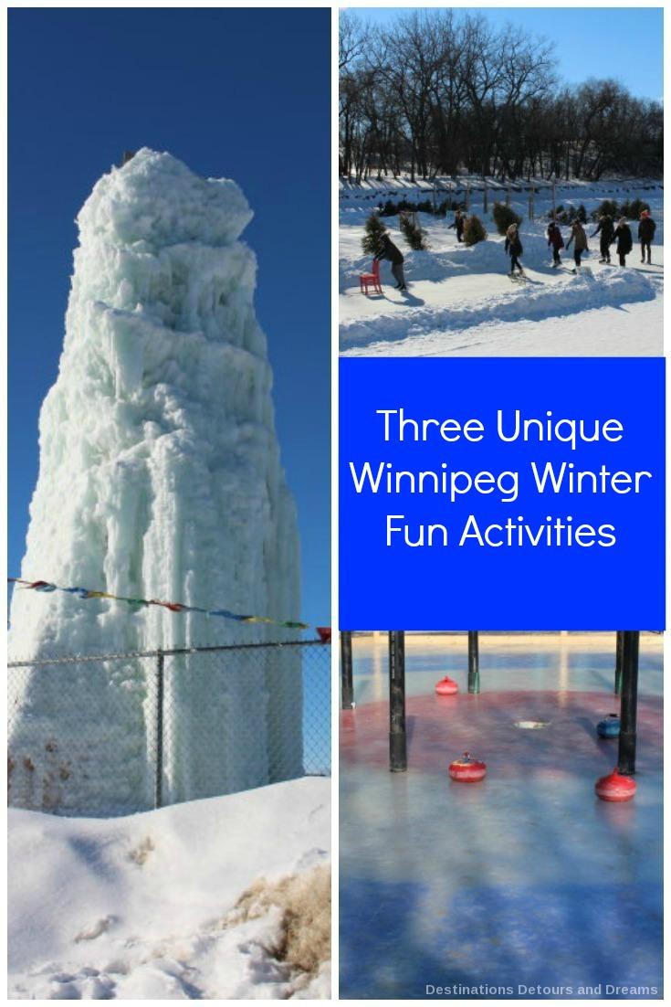 Winnipeg Winter Fun Activities