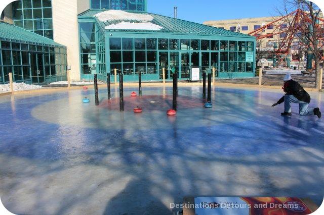 Unique Winnipeg Winter Fun Activities - Crokicurl
