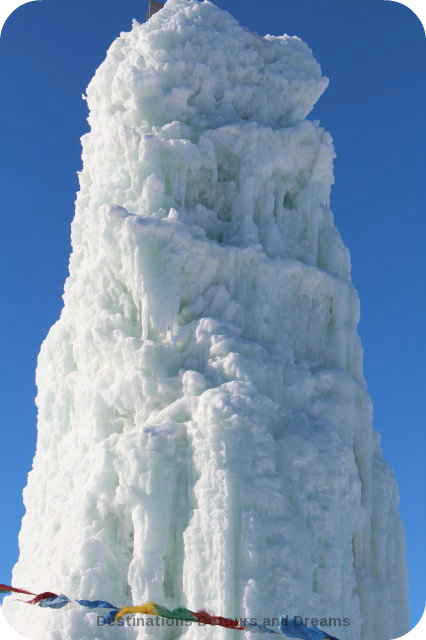Unique Winnipeg Winter Fun Activities - ice tower