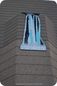 Art at the Library: Waterfall #2