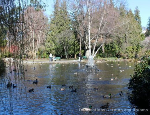 Beacon Hill Park, Victoria, British Columbia