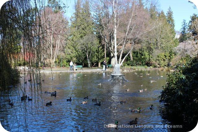 Beacon Hill Park, Victoria, British Columbia