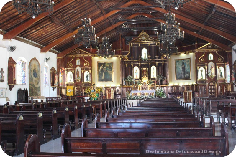 Spanish Colonial Architecture of the Azuero Peninsula: Catedral de San Juan Bautista in Chitré