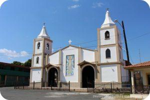 Spanish Colonial Architecture of the Azuero Peninsula: church in La Arena