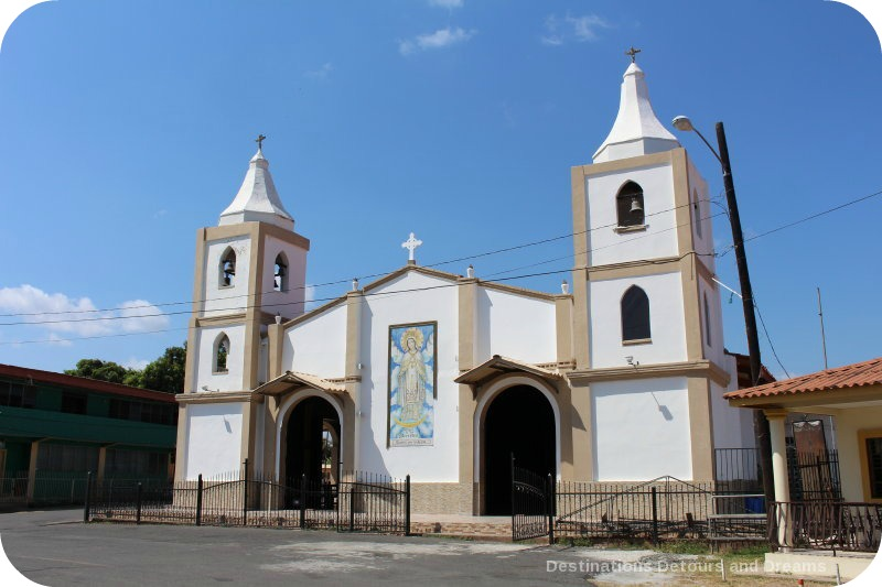 Spanish Colonial Architecture of the Azuero Peninsula: church in La Arena