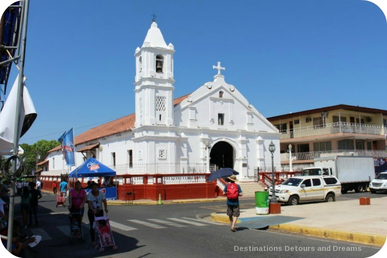 Spanish Colonial Architecture of the Azuero Peninsula: Iglesia Sanata Librada in Las Tablas