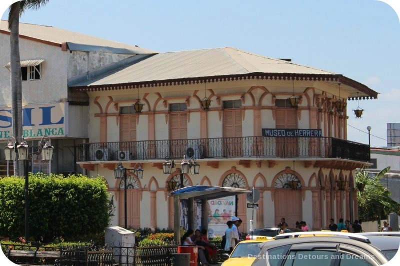 Spanish Colonial Architecture of the Azuero Peninsula: Museo de Herrera in Chitré