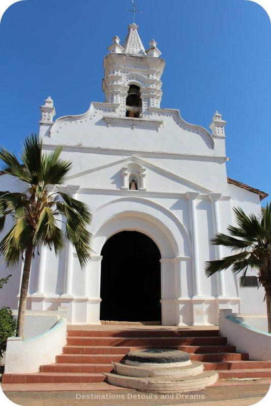 Spanish Colonial Architecture in the Azuero Peninsula: St. Dominic's of Guzman Church in Parita