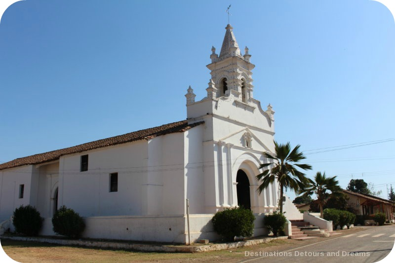 Spanish Colonial Architecture of the Azuero Peninsula: St. Dominic's of Guzman church in Parita