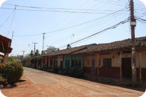 Spanish Colonial Architecture in the Azuero Peninsula: Parita street
