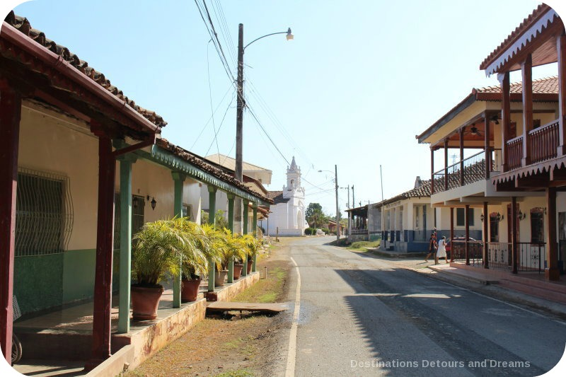 Spanish Colonial Architecture in the Azuero Peninsula, Panama