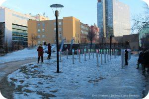 Winnipeg Public Art: DIY Field by Germaine Koh