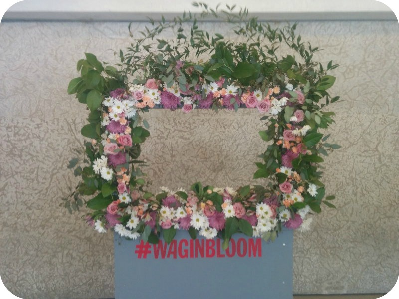 Art in Bloom: a floral display inspired by art at the Winnipeg Art Gallery