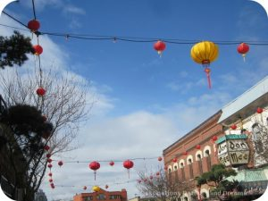 Canada's oldest Chinatown, Victoria British Columbia