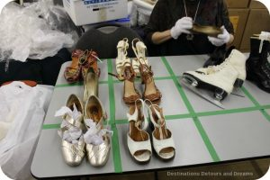 Behind the scenes at the Costume Museum of Canada