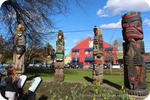 Duncan, British Columbia is know as the City of Totems