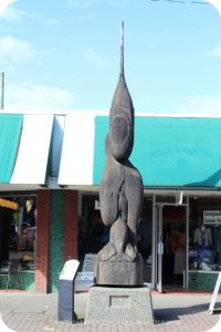 Transition by David Marston in Duncan British Columbia (the City of Totems)