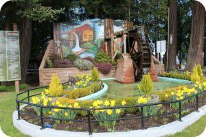 Chemainus British Columbia is known as Muraltown