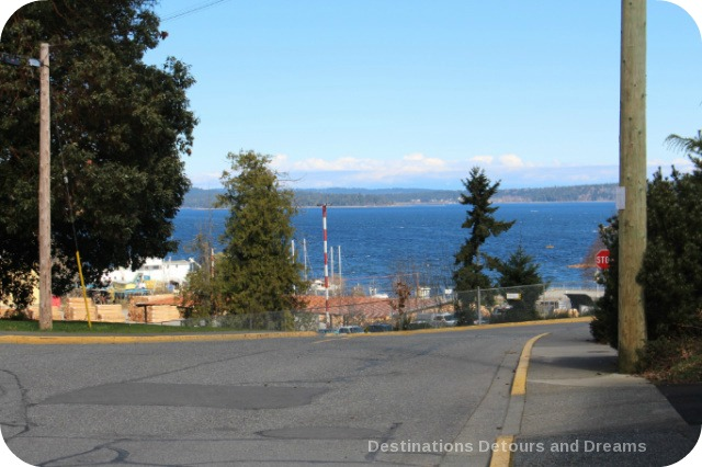 Chemainus British Columbia, the Town of Murals
