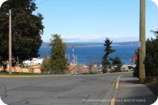 Chemainus British Columbia, the Town of Murals