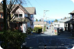 Murals in Chemainus, British Columbia (Muraltown): Old Town
