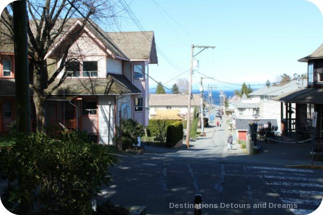 Murals in Chemainus, British Columbia (Muraltown): Old Town