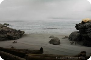 The story of British Columbia at the Royal BC Museum - sea landscapes