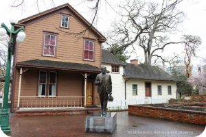 The story of British Columbia at the Royal BC Museum - Helmcken House