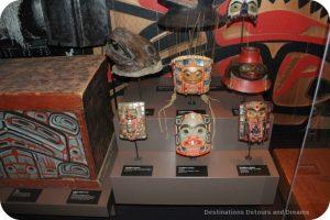 The story of British Columbia at the Royal BC Museum - native art