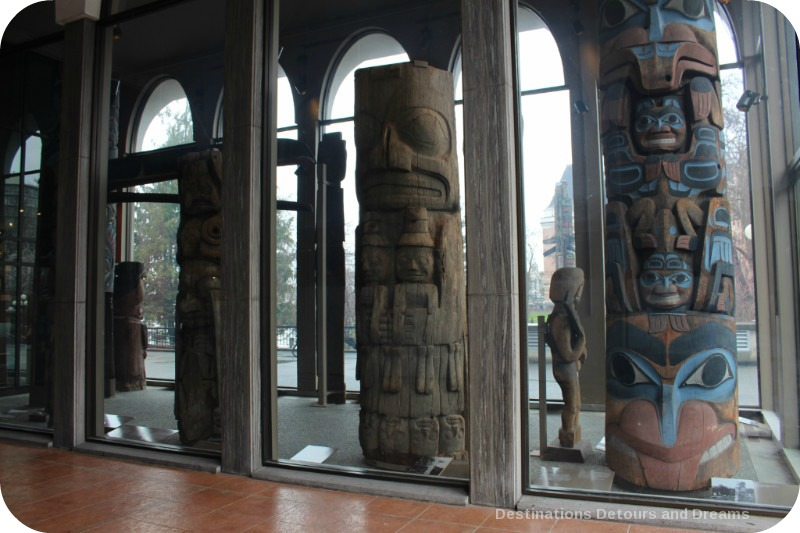 The story of British Columbia at the Royal BC Museum in Victoria